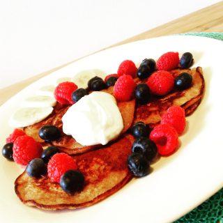 Havermout-pancakes