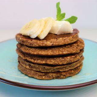 Pancakes | havermout en banaan