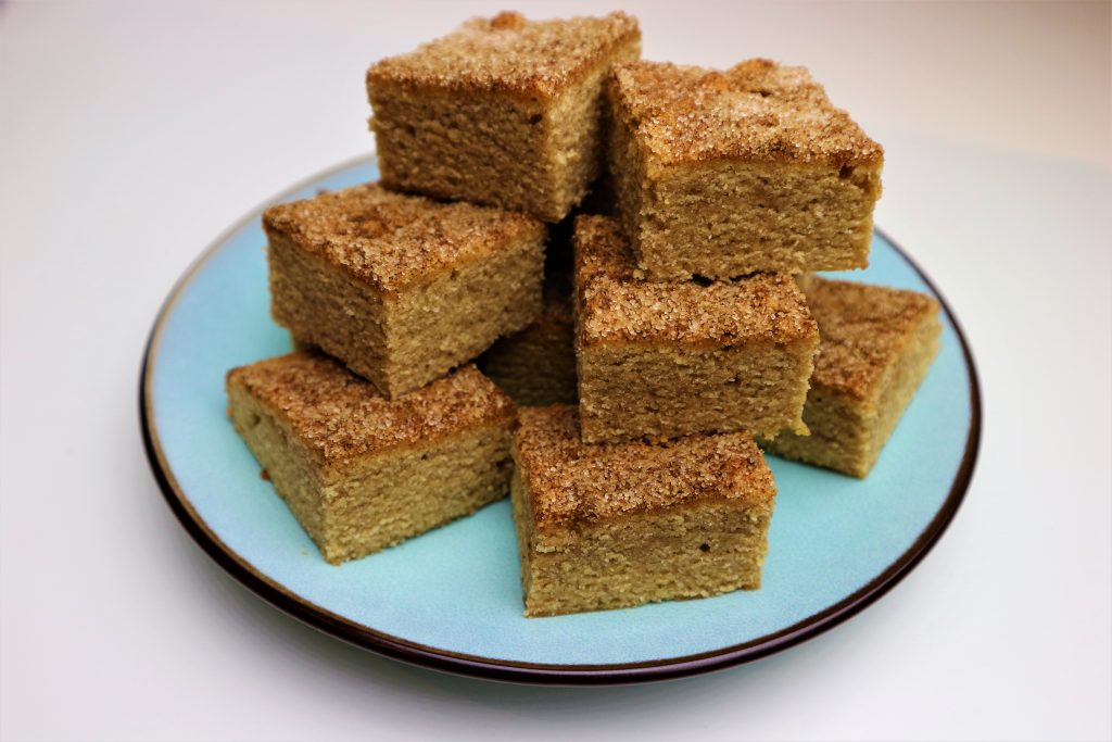 blondies kaneel