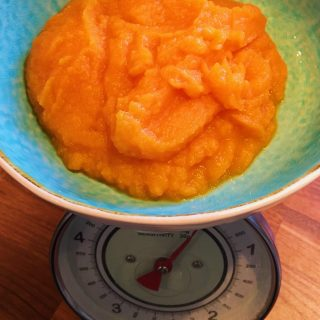 DIY: Pompoenpuree