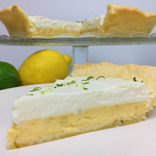 Lemon & Lime Pie