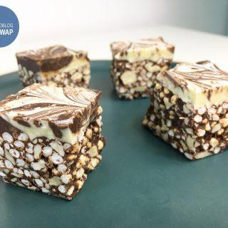 Chocoladeblokjes | Foodblogswap