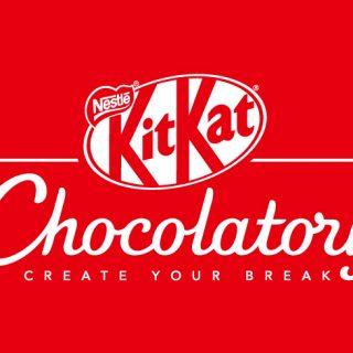 Kitkat Chocolatory   Create your break
