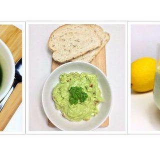 3 x Avocado | Ontbijt – Lunch – Dessert