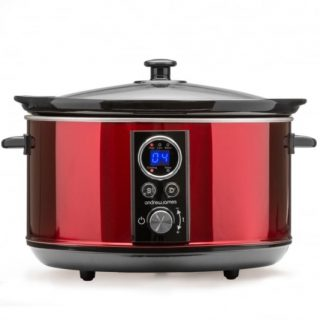 Slowcooker Andrew James | Review